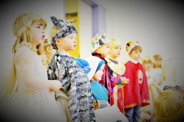 Nativity Rehearsal edit